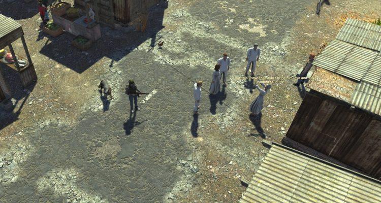 Для ATOM RPG вышло обновление Dead City