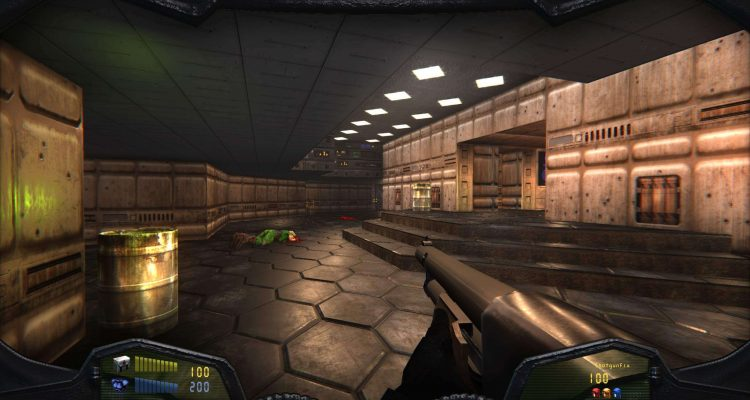 Doom Remake 4 - это основательный модпак, который существенно улучшает классику 1993 года