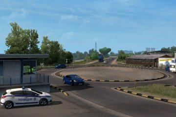 """Euro Truck Simulator 2 - анонсировано дополнение """"Дорога к Черному морю"""""""