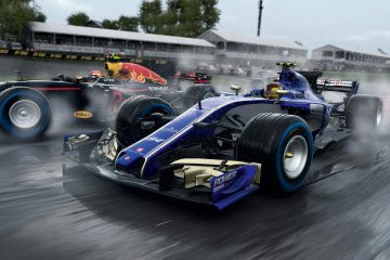 F1 2019 - авторы представили динамичный трейлер