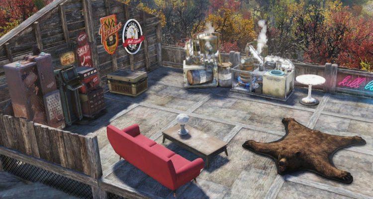 Fallout 76 - вышло 9-ое обновление из серии Wild Appalachia