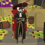 Ferret Scoundrels, игра о хорьках-пиратах, появится в раннем доступе на этой неделе