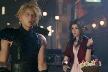 Final Fantasy VII Remake была разделена на 2 игры