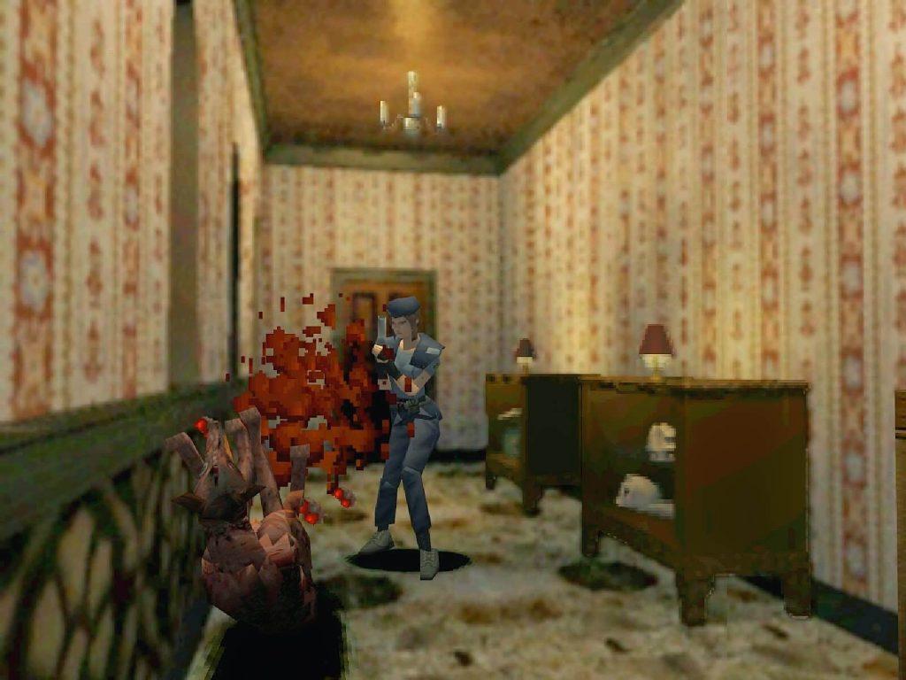 Resident Evil 1 (1996)