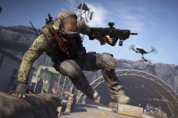 Ghost Recon Breakpoint станет эксклюзивом для Epic Games Store и Uplay