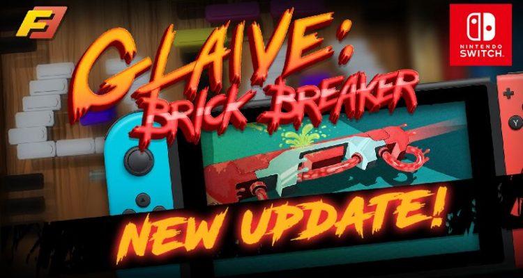 Glaive: Brick Breaker получил обновление по случаю годовщины