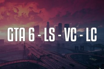 GTA 6 будет содержать три культовых города этой вселенной