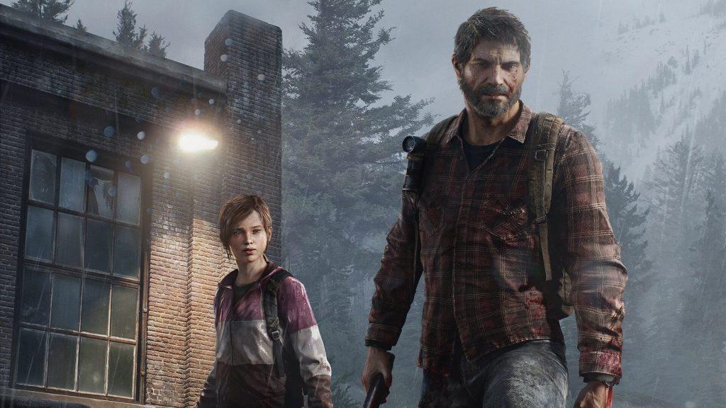 The Last of Us – кровь на Джоэле