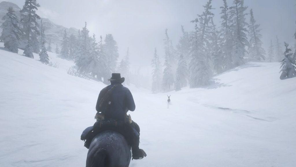 Red Dead Redemption 2 – часы