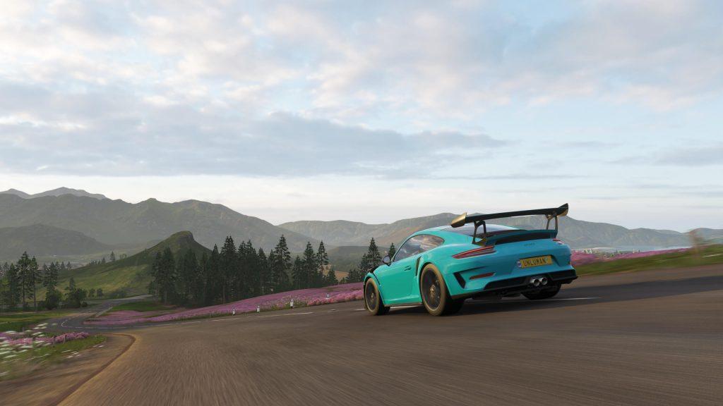 Forza Horizon 4 – неправильный путь