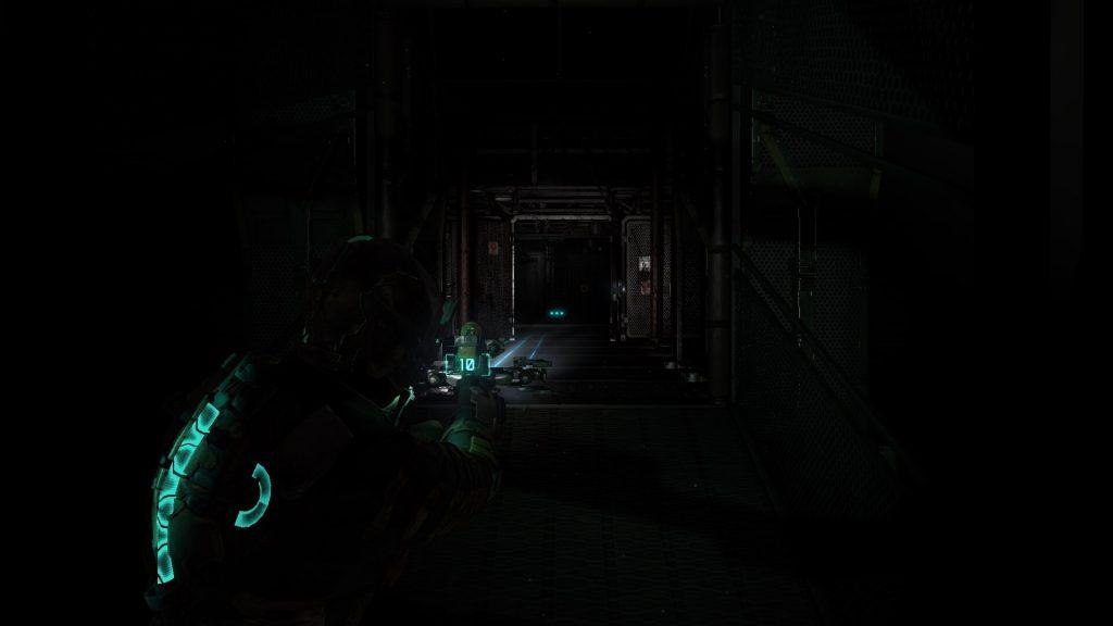 Dead Space 2 – вес Айзека