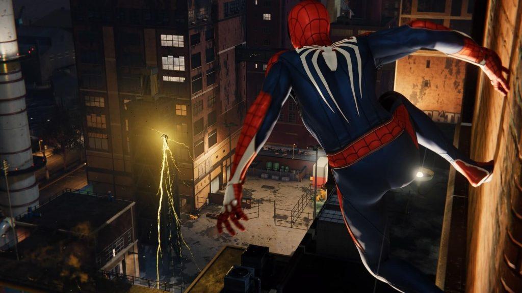 Spider-Man – ракеты