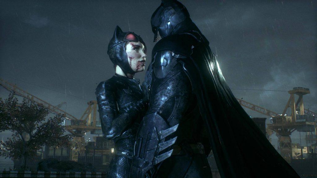 Batman: Arkham Knight – гильзы