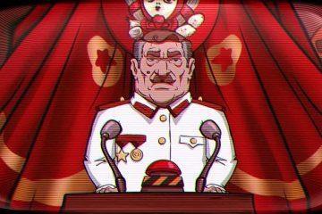 Irony Curtain - объявлена дата выхода приключений по СССР