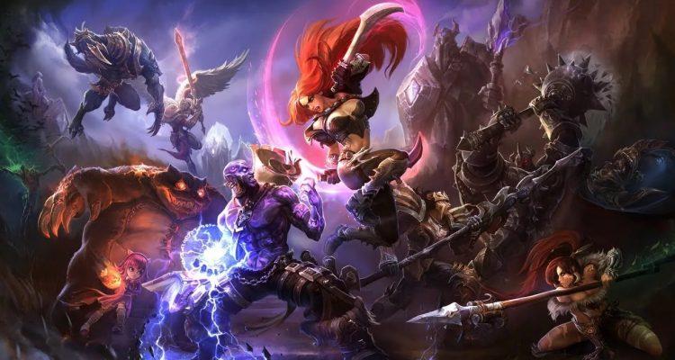 League of Legends появится на мобильных устройствах