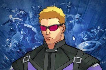 Marvel Ultimate Alliance 3 - Соколиный Глаз устраивает охоту