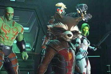 Marvel Ultimate Alliance 3: The Black Order - представлен игровой процесс
