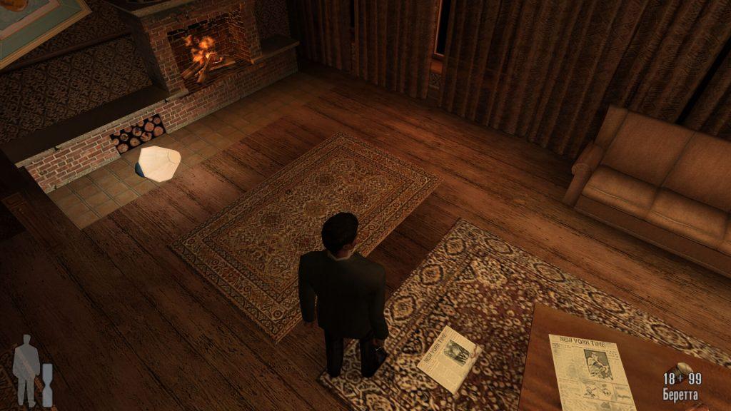 HD-текстурпак для Max Payne, сделанный с помощью ESRGAN