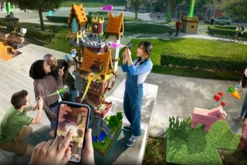 Minecraft Earth - Microsoft бросает вызов Pokemon GO