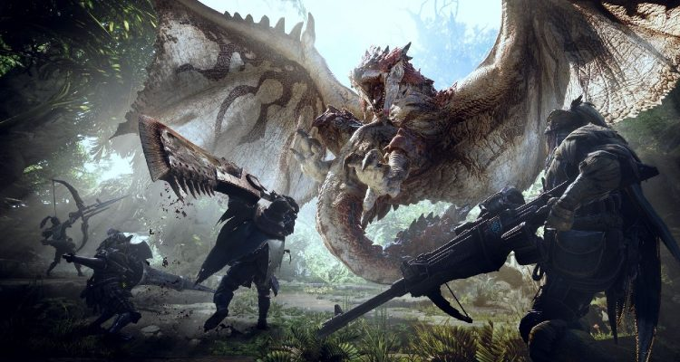 Monster Hunter World получит ещё одно дополнение