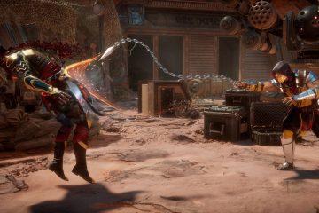 Mortal Kombat 11 получил перовое обновление