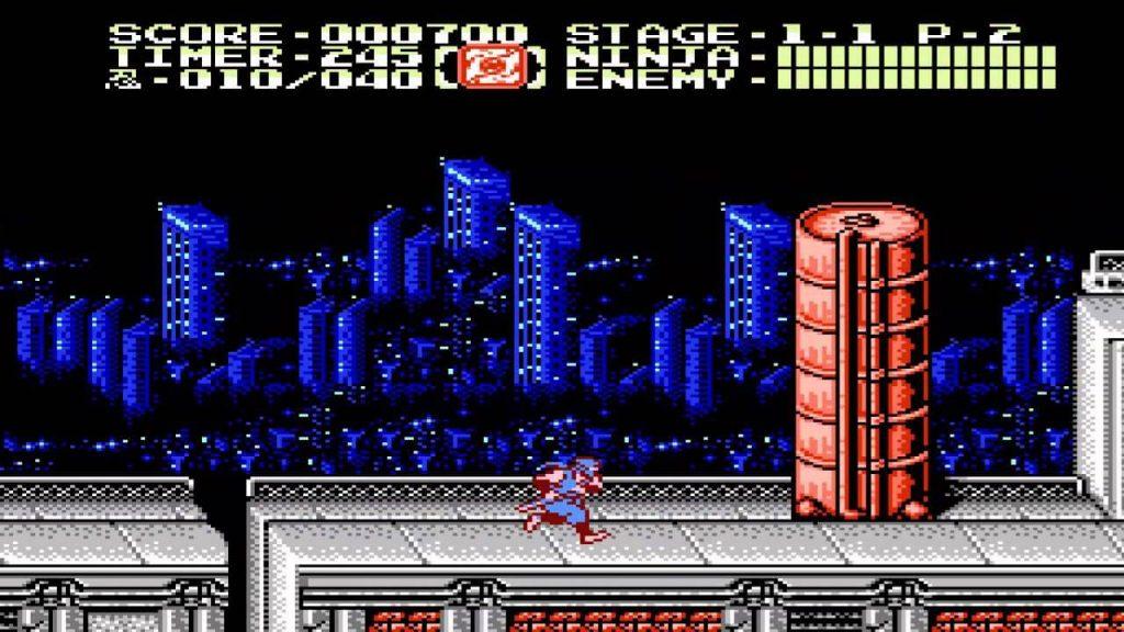 Акт 6 - Ninja Gaiden (NES)