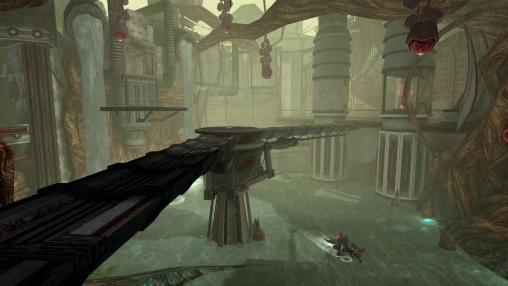Топи Торвуса - Metroid Prime 2: Echoes