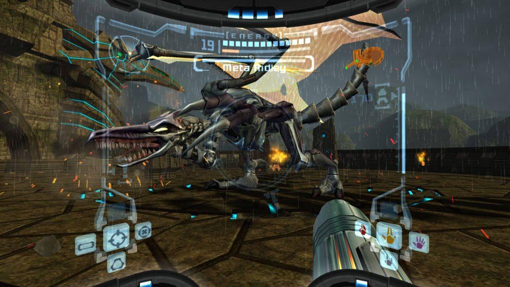 Фазоновые Шахты - Metroid Prime