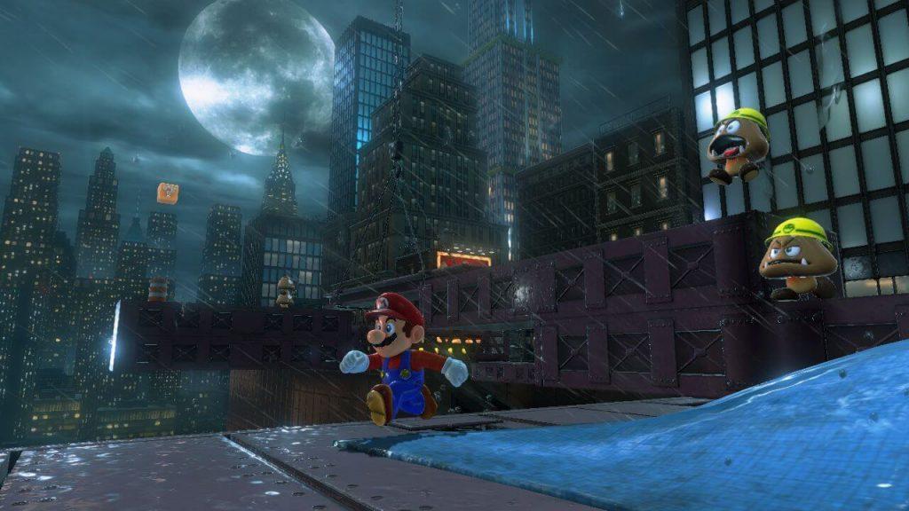 Конец долгого путешествия - Super Mario Odyssey
