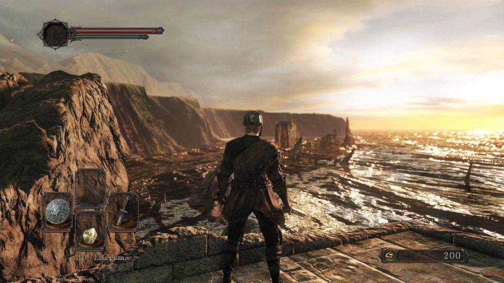 Безлюдная пристань - Dark Souls 2