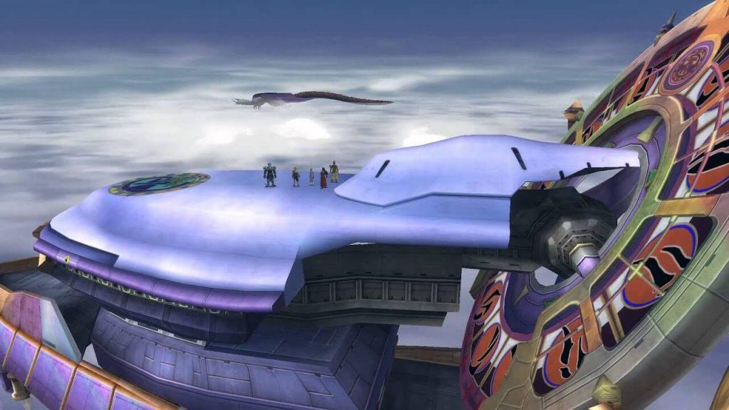 Evrae and Bevelle – Final Fantasy X
