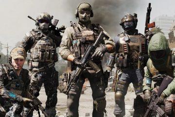 """Новый Call of Duty """"перевернет игру с ног на голову"""""""