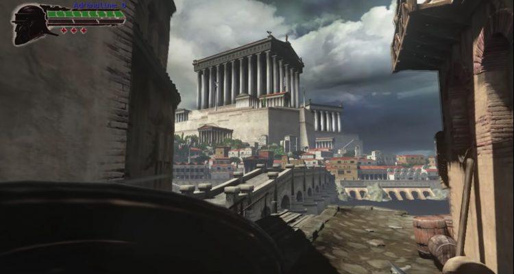 Обнаруженный прототип Ryse: Son of Rome демонстрирует ближний бой от первого лица