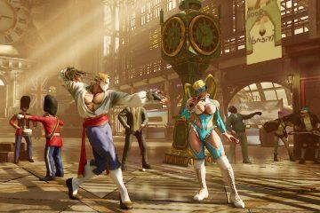 Обновления для Street Fighter V появятся не раньше августа