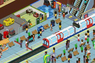 Overcrowd: A Commute 'Em Up превратит обычную поездку на работу в увлекательную стратегию