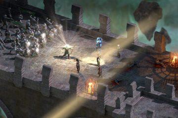 Pillars of Eternity 2 получил финальный патч 5.0