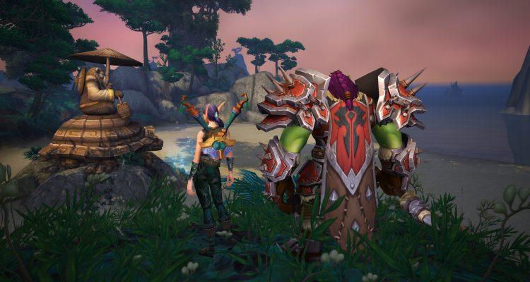 Программа «Пригласи друга» для игры World of Warcraft будет переработана