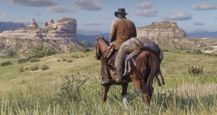 Red Dead Online стал успешнее, чем GTA Online