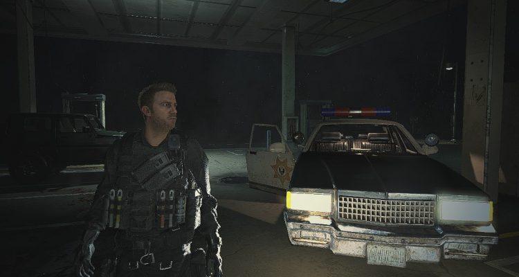 Мод для Resident Evil 2 Remake, который позволяет сыграть за Криса Рэдфилда