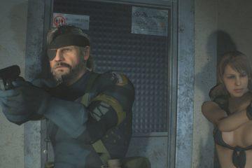 Мод для Resident Evil 2 Remake заменяет Клэр и Леона на Молчунью и Биг Босса