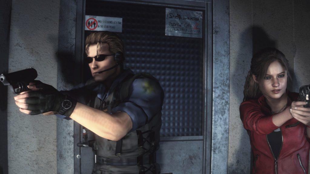 Теперь вы можете играть в Resident Evil 2 Remake за Альберта Вескера