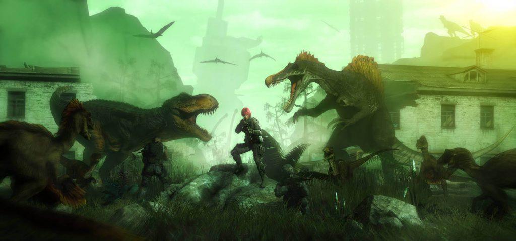 Ребут Dino Crisis