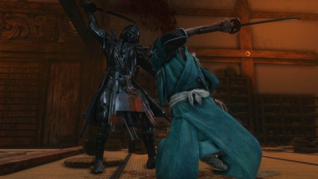 Теперь в Sekiro: Shadows Die Twice можно играть за Грея Фокса и Райдена из Metal Gear Solid