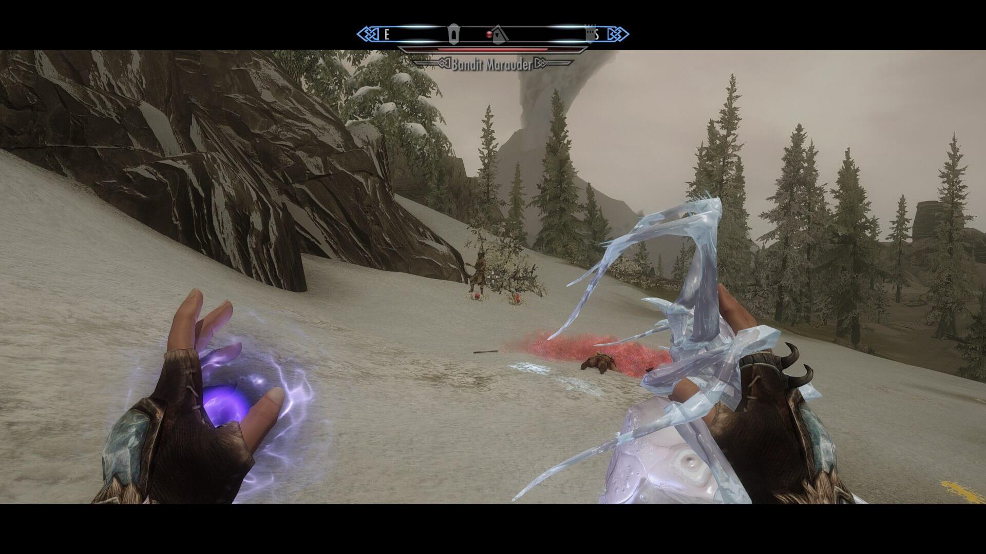 Мод для Skyrim позволит вам расслабиться, пока он сам играет