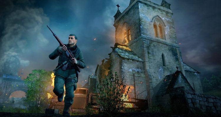 Sniper Elite V2 Remastered готов к релизу