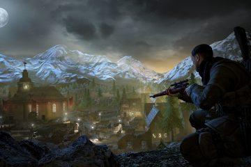 Sniper Elite V2 Remastered - графическое сравнение с оригиналом