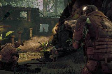 Sony представила новую игру - Predator Hunting Grounds