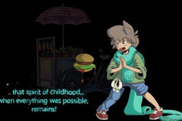 Spleen — рисованная РПГ о ностальгии по детству, теперь на Kickstarter