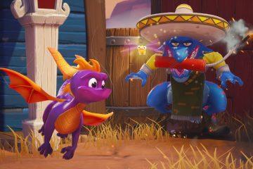 Spyro Reignited Trilogy - будет перенесён на ПК