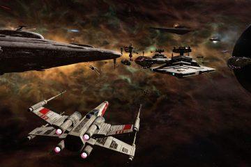 Star Wars: Rogue Squadron воссоздана в игре Dreams